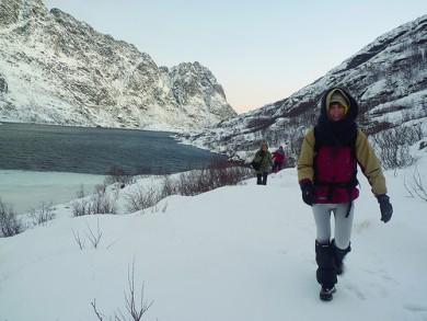 Destino: Groenlandia