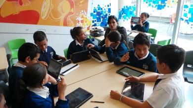 Educar en colaboración sin olvidar a la tecnología