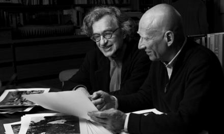 Wim Wenders: los sentidos que no descansan