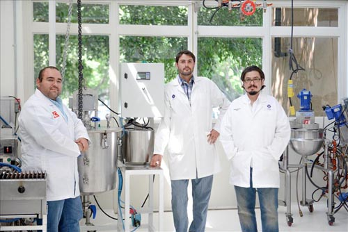 Crean biorreactor para generar microorganismos