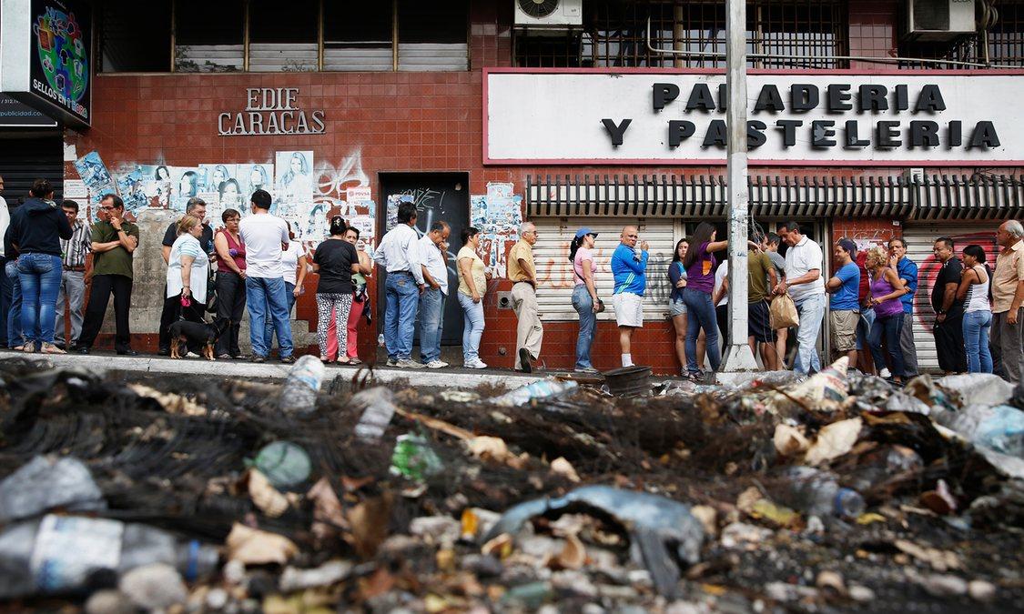 Jesuitas se solidarizan con Venezuela