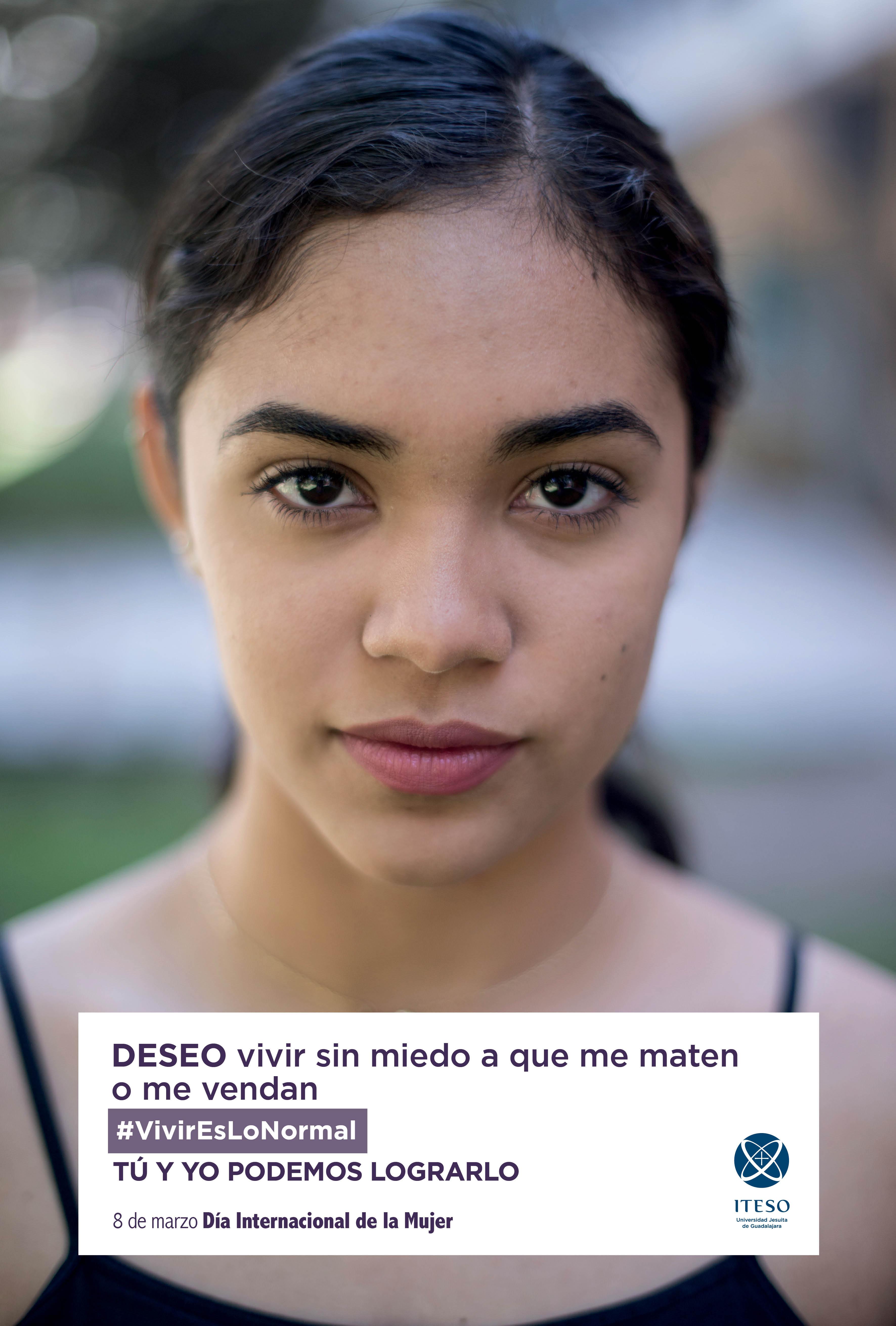 #RespetoEsLoNormal: Día Internacional de la Mujer