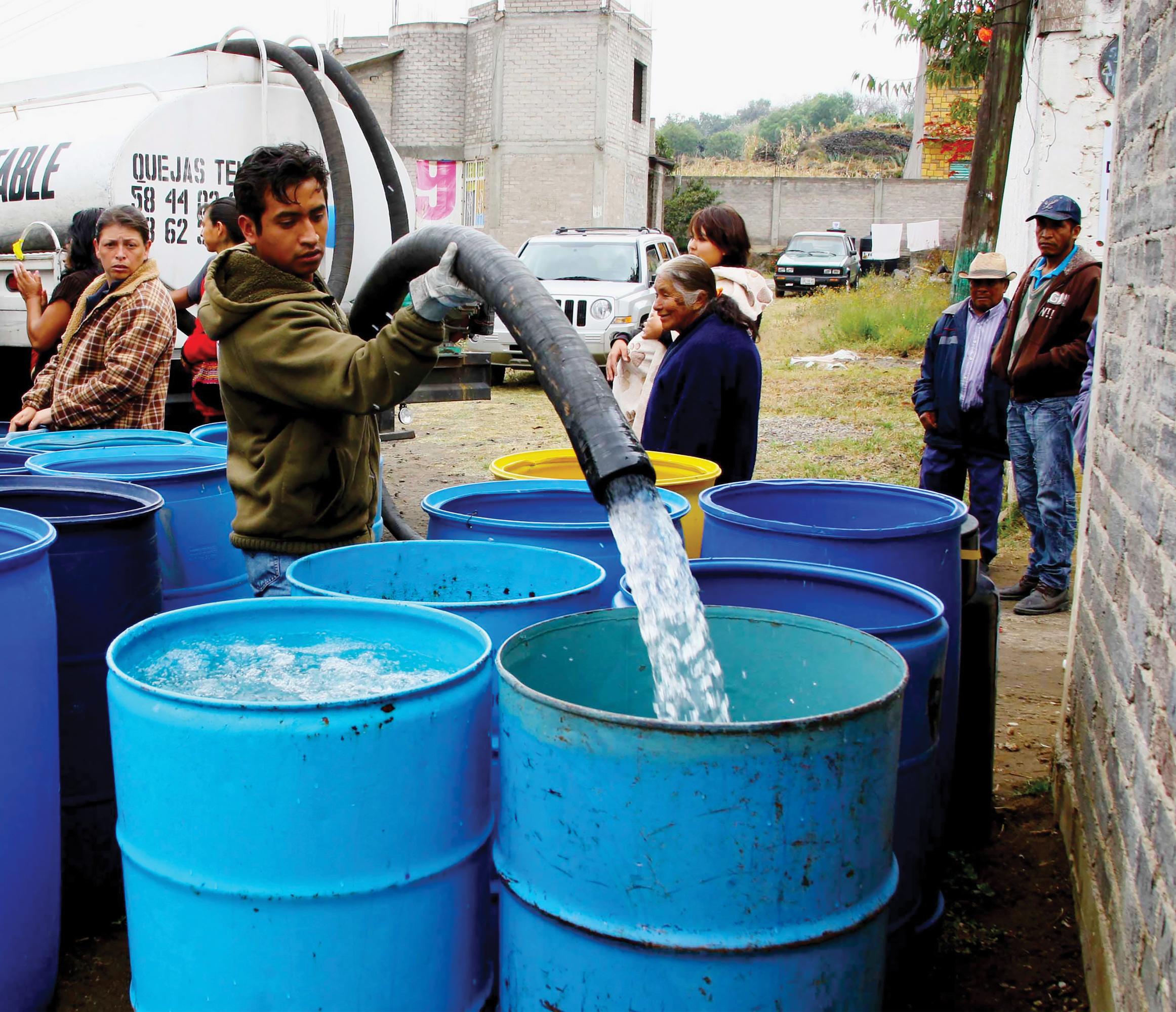Gestionemos agua para todos