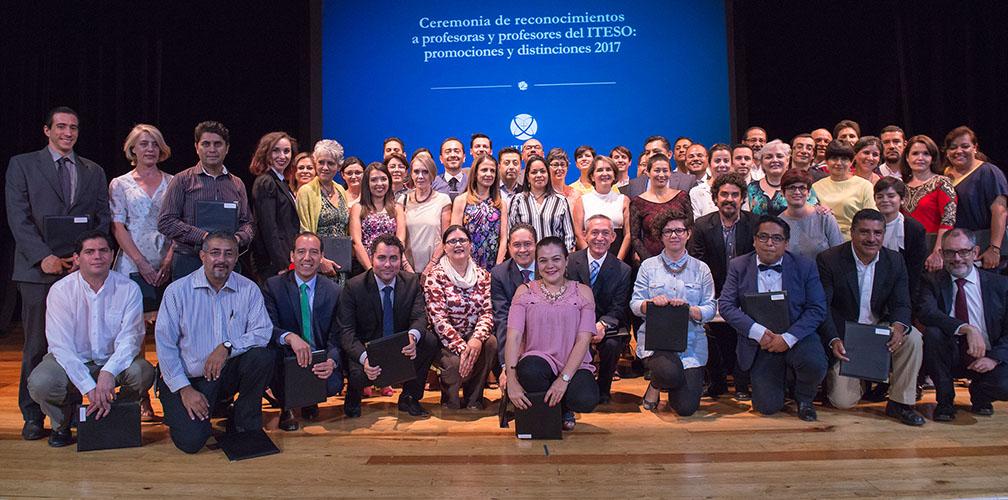 El ITESO celebró a sus profesoras y profesores