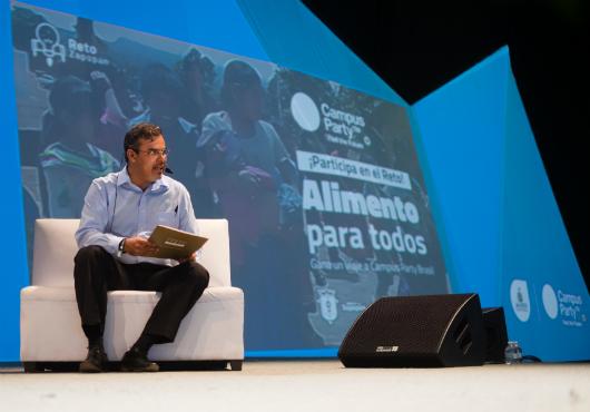Tecnología para erradicar el hambre