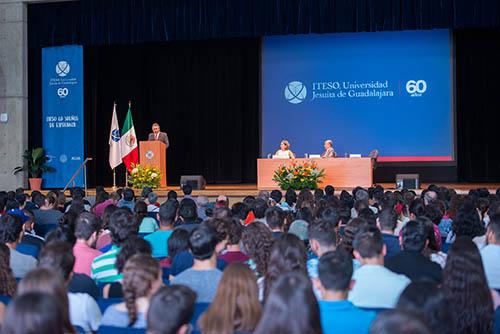 """Un nuevo ciclo para construir una """"universidad para la justicia"""""""