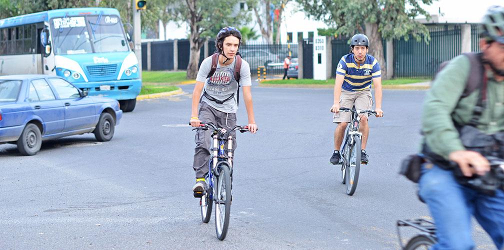Proponen ciclovía en Mariano Otero