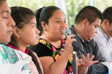 La lengua materna es identidad en tutela