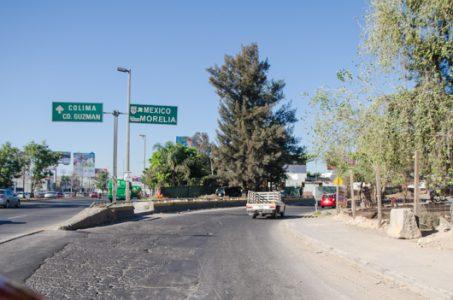 Cerrarán gaza de López Mateos y Periférico Sur