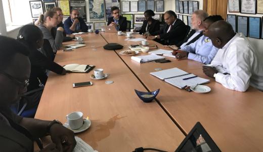 El ITESO participa en proyecto de innovación abierta en Kenia
