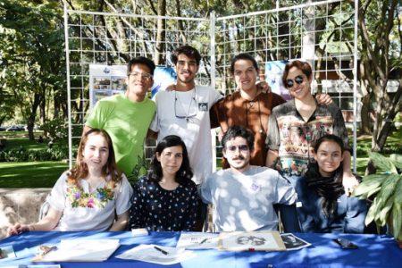 Comunidad estudiantil activa