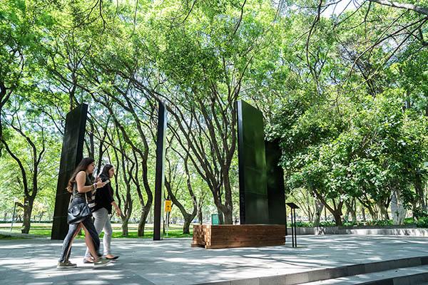 Llega al ITESO el Monumento Digital al Estudiante Caído