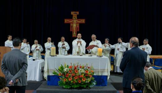 Una celebración por el Día de San Ignacio y la fundación del ITESO