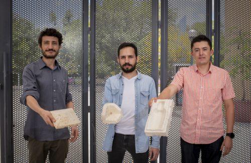 Crean un sustituto biodegradable del unicel