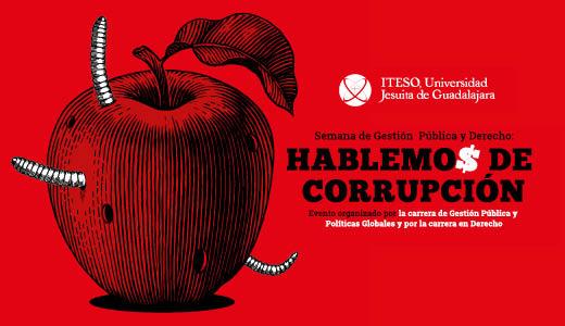 ¿Y tú, qué propones para combatir la corrupción?