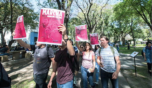 El ITESO abre la discusión en la capital de la desaparición