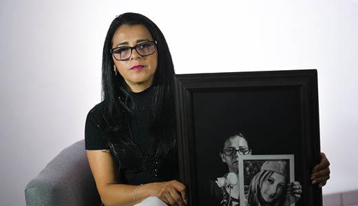 Carta a la hija desaparecida de una madre valiente