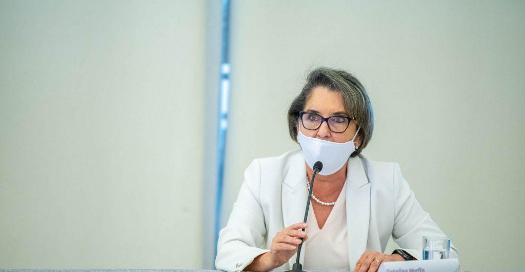 Las universidades estamos obligadas a responder de manera solidaria y generosa con soluciones que ayuden a encarar el enorme reto al que nos enfrentamos. Catalina Morfin, directora general académica del ITESO.