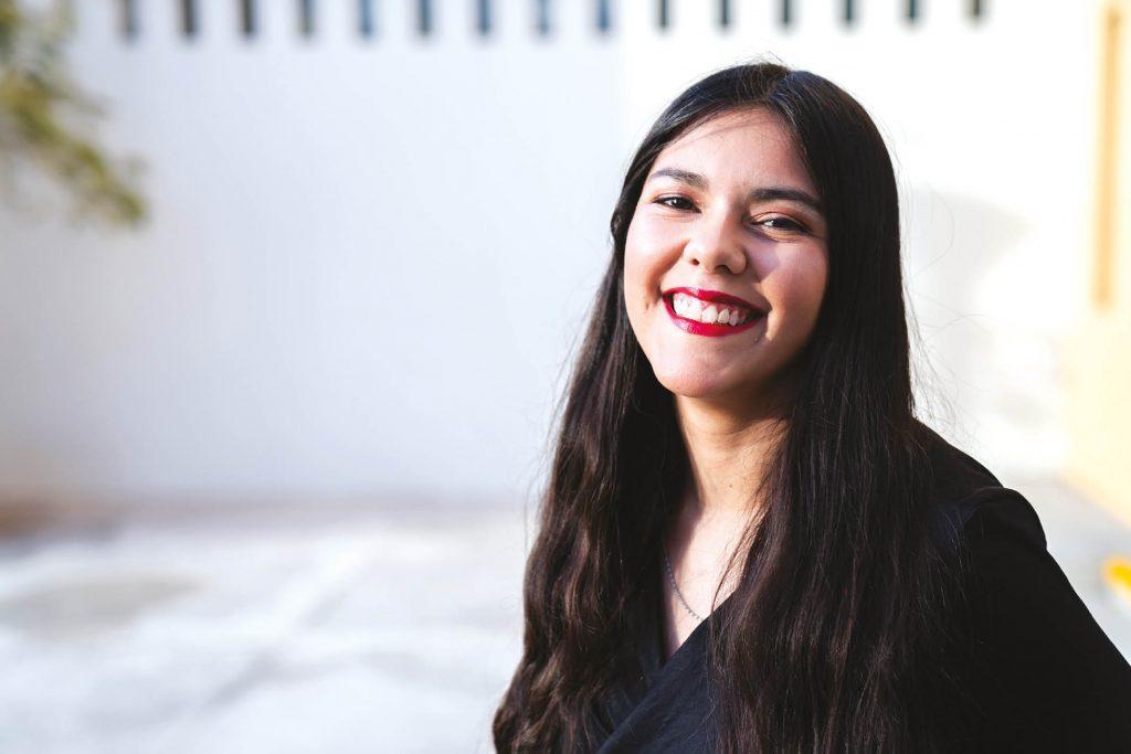 Denisse Cárdenas, una historia de vocación y perseverancia