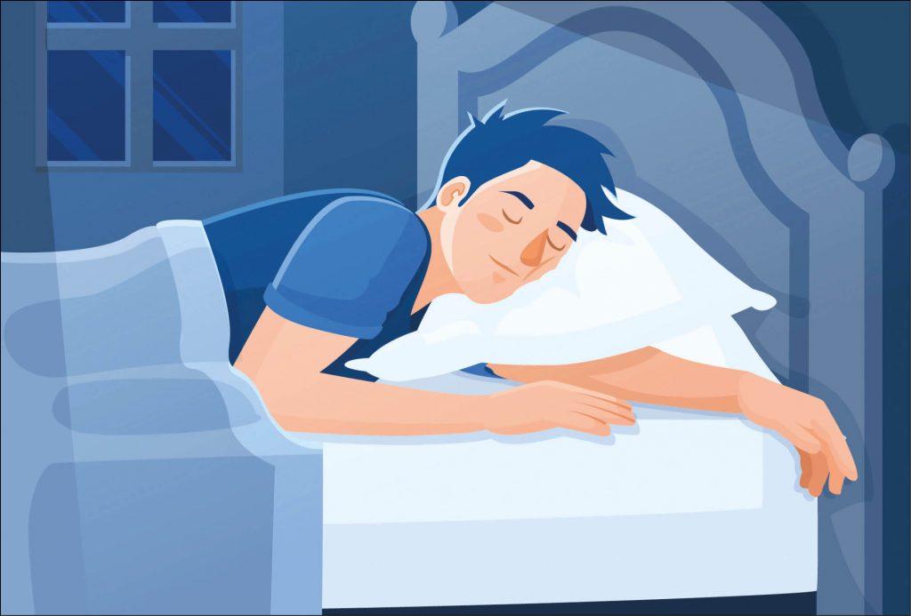 A la rorro, a la meme: La importancia de dormir bien en la cuarentena