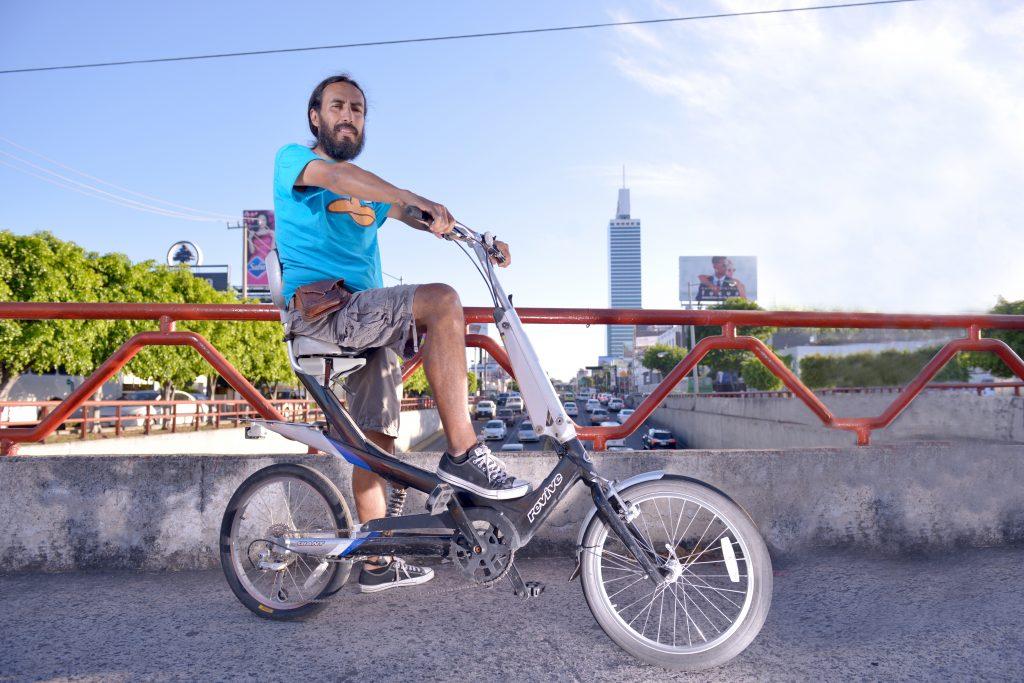 Yeriel Salcedo es profesor del Departamento del Hábitat y Desarrollo Urbano.