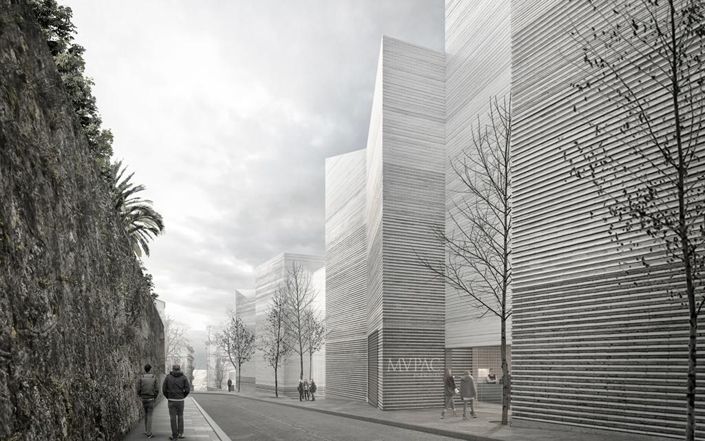 Mara y Héctor construirán el museo MUPAC de Santander
