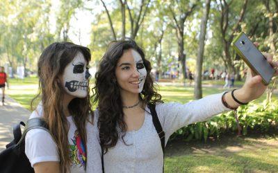 Revive el Día de muertos en ITESO