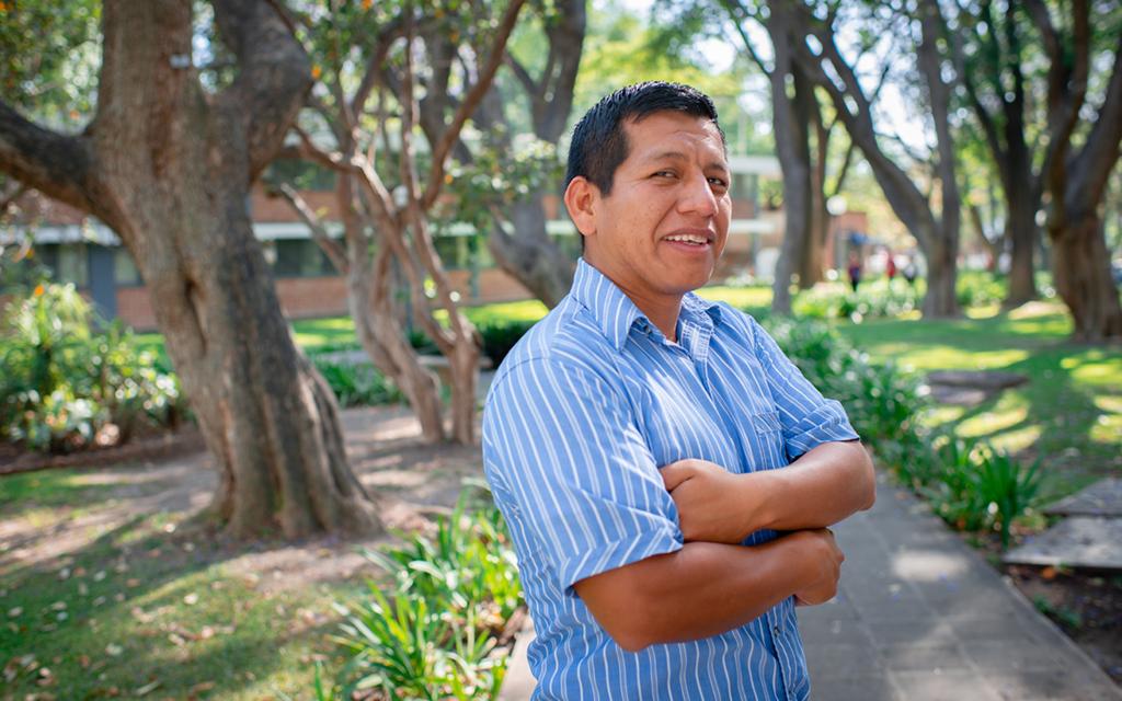 De Chiapas a Suiza, con escala en ITESO