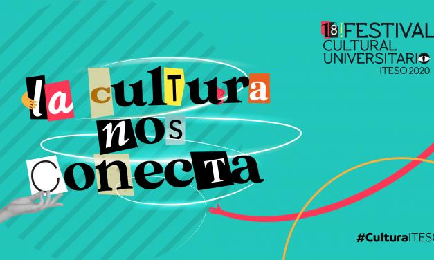 La cultura nos conecta en el 18 Festival Cultural Universitario