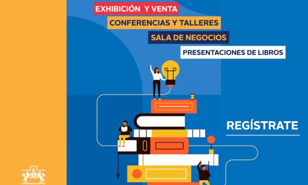 Participa en la Feria Cultural del Libro IBERO ITESO Virtual