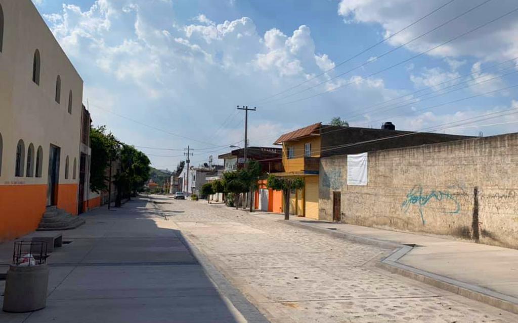 Construyen barrio, también para migrantes refugiados
