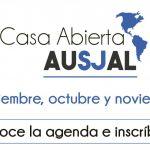 Agenda de charlas, conferencias y actividades de la Ausjal