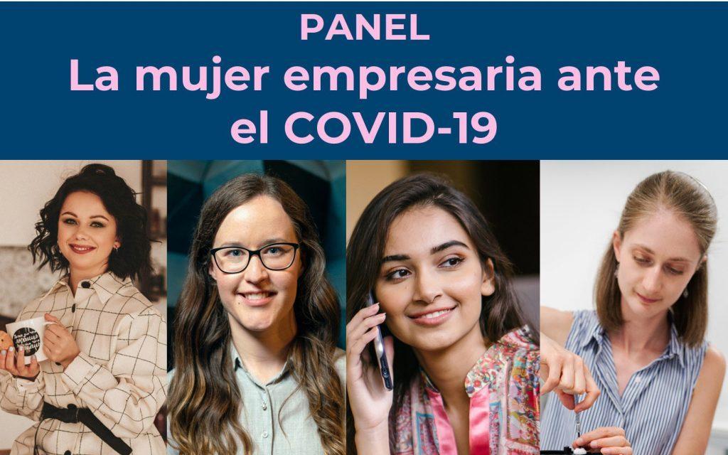Panel | La mujer empresarial en tiempos de covid-19