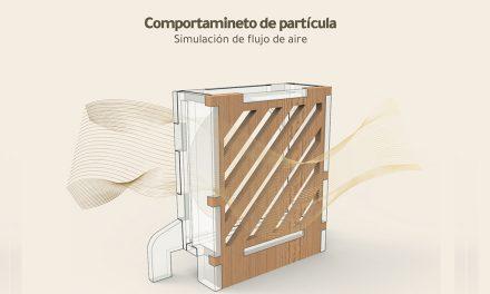 """Universitarios diseñan y fabrican purificador para """"limpiar"""" el aire de covid-19"""