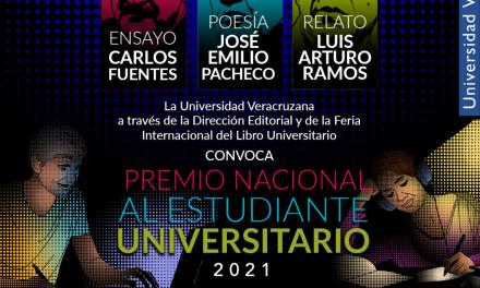 Convocatoria | Premio Nacional al Estudiante Universitario