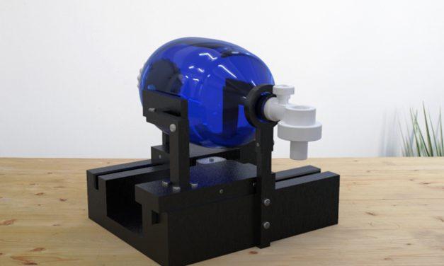 Diseñan ventilador respiratorio para pacientes por covid-19