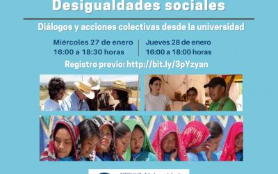Seminario Desigualdades Sociales. Participa