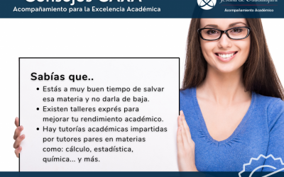 Consejos de Caxa para estudiantes