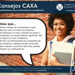 Consejos CAXA