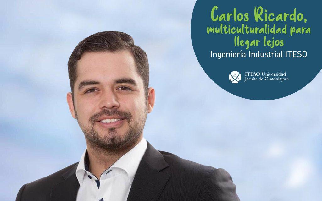 Un ingeniero industrial mexicano, en Alemania, que habla 6 idiomas al día