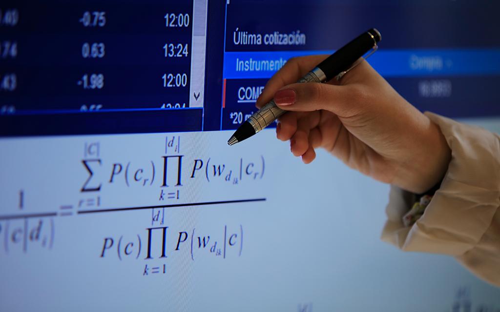 Las matemáticas se enseñan mejor a distancia