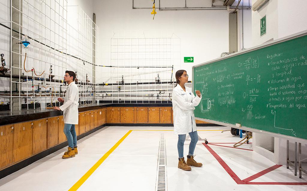 Laboratorios ITESO: espacios para la docencia, vinculación e investigación