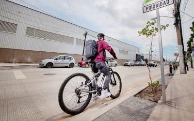 Una obra que mejora la movilidad en la zona sur